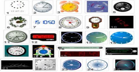 Aggiungere un Orologio Flash nel Blog WordPress