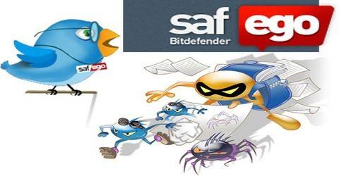 Antivirus per Twitter BitDefender Safego