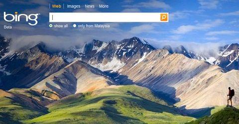 Bing Nuovo Motore di Ricerca