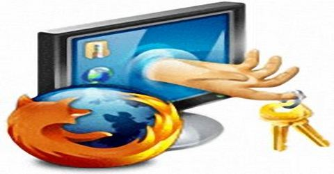 Bloccare Firefox con Password