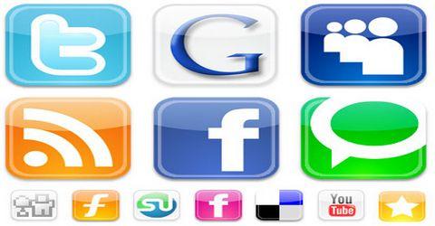 Bottoni dei Social Media su Sito WordPress