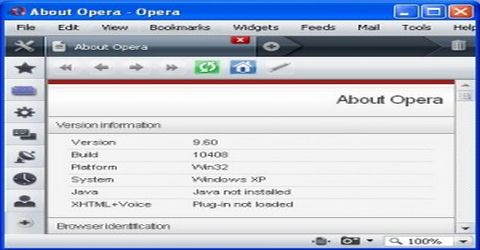 Browser Web Opera