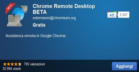 Controllo Remoto del Pc con Google Chrome