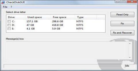 Correggere gli Errori dell'Hard Disk