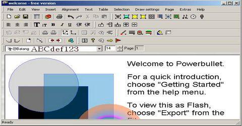 Creare Presentazioni e Animazioni in Flash