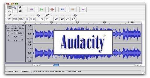 Editor Audio Libero Multipiattaforma