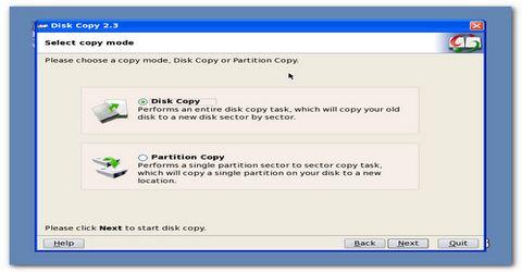 Fare il Backup di Hard Disk o Partizioni