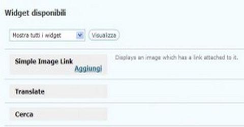 Immagine Aggiuntiva nella Sidebar di WordPress