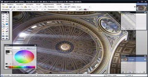 Paint.NET Programma per il Ritocco Fotografico