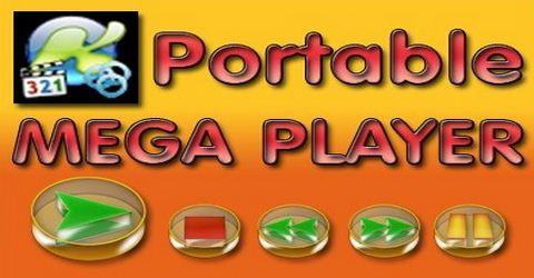 Mega Player Portable Nuova Versione 1.1