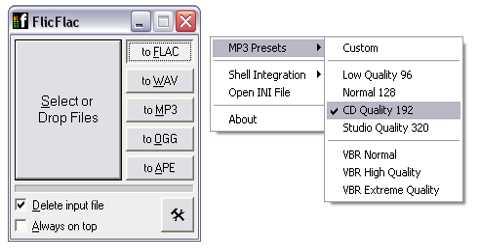 Programma Portabile per Convertire File Audio