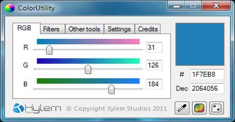 Recuperare il Valore dei Colori con Color Utility