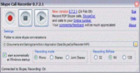 Registrare le Conversazioni Audio Effettuate su Skype