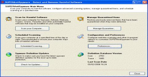 Rilevare e Rimuovere gli Spyware dal Sistema