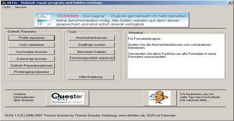 Riparare Microsoft Outlook 1997 e 2010
