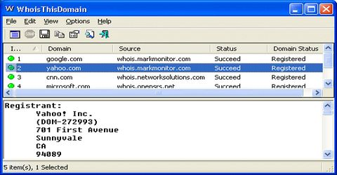 Sapere a Chi è Registrato un Dominio Internet