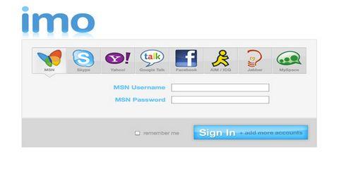 Skype Messenger e Altri Senza Installare Programmi