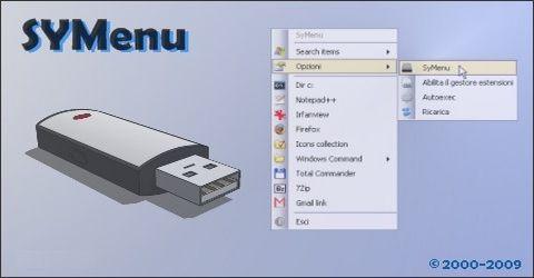 SyMenu Launcher Personalizzato