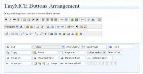 TinyMCE Comodissimo Editor per WordPress