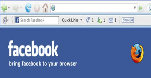 Toolbar Facebook per Firefox