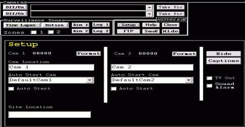 Utilizzare la Webcam per Videosorveglianza