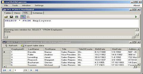 Visualizzare Rapidamente File mdb e udl